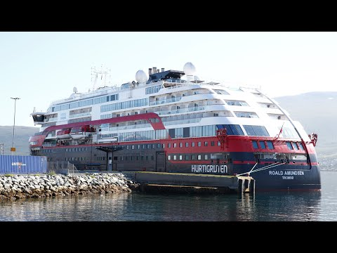 COVID-19 rips through Norwegian cruise ship, 41 confirmed cases