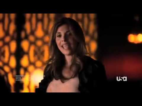 Necessary Roughness - season 1 promo
