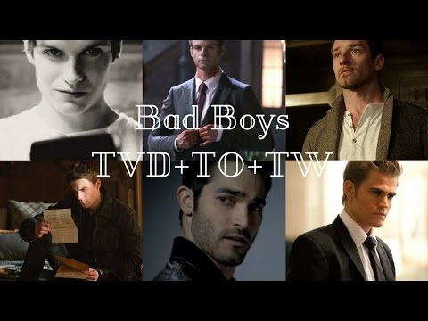 ● Bad Boys | Tvd To Tw