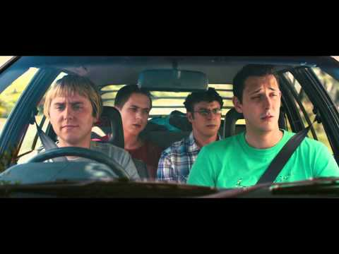The Inbetweeners 2 Clip 'Fish Food'