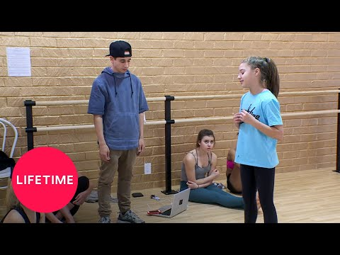 Dance Moms: Abby Storms Out of the Studio (Season 6 Flashback) | Lifetime