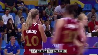 Aquí os contamos al detalle todo lo que pasó: http://kiaenzona.com/mas-basket/basket-femenino/espana-ru...    Os...