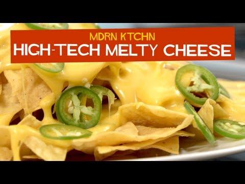 High-Tech Melty Cheese - MDRN KTCHN
