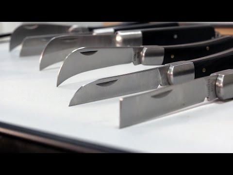Видео 57597 КВТ Нож монтерский НМ-02