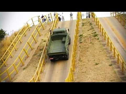 Khi mấy anh Bộ Đội đi thi Bằng Lái xe Tải Quân Sự