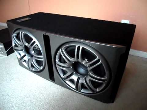 polk audio subwoofer - Just made a video on my new Polk Audio DB1222 Car Subwoofers. I won't be turning these on since I don't have a Amp or a Proper Amp/Receiver to power them. So...