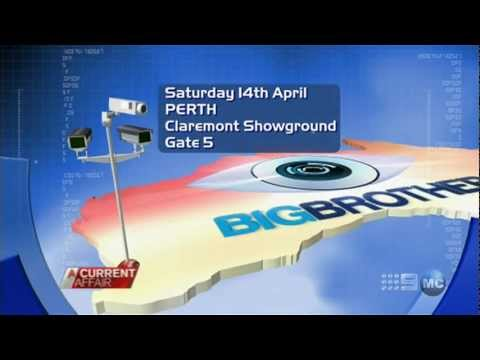Big Brother 2012 Australia - ACA - AUDITION INFO