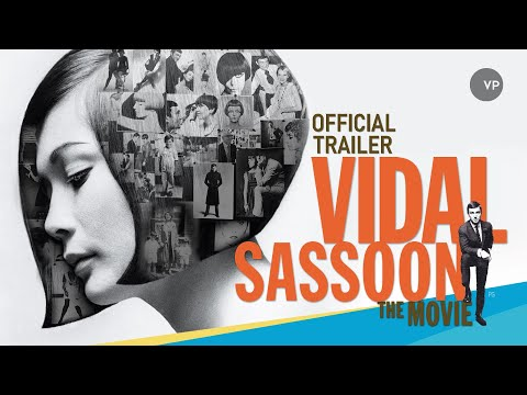 Vidal Sassoon The Movie UK Trailer  -  Out On DVD And Blu Ray Now