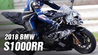 10. 2018 BMW S1000RR Spied