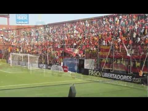 Copa Libertadores 2012 - FuriaRoja - Fúria Roja - Unión Española