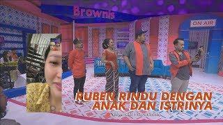 Video BROWNIS - Gemes! Ruben Video Call Untuk Melihat Kondisi Anak dan Istrinya (17/6/19) Part 1 MP3, 3GP, MP4, WEBM, AVI, FLV Juni 2019