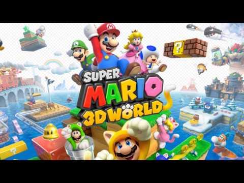 Super Mario 3D World Music – Double Cherry Pass