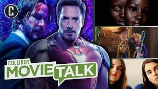 The Best Movies of 2019 So Far - Movie Talk by Collider