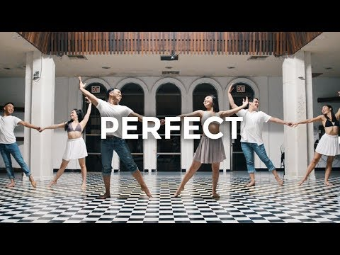 Perfect - Ed Sheeran Feat. Beyoncé (dance Video) | @besperon Choreography