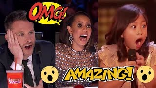 Video All 9 AMAZING COMPLETE Golden Buzzers | America's Got Talent 2017 MP3, 3GP, MP4, WEBM, AVI, FLV Maret 2019