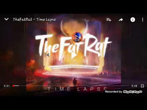 Assistindo a música the fato rat time lapse(música na descrição)