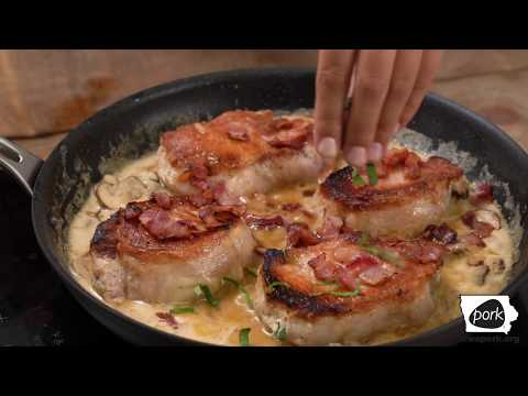 Image of Smothered Pork Chops