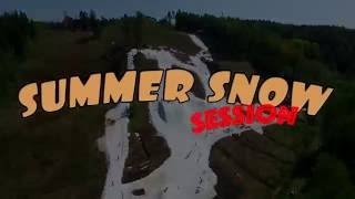"Summer Snow Session 2016 | курорт ""Красное Озеро"""