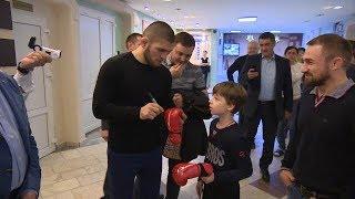 Video Хабиб Нурмагомедов расказал о будущем в UFC и захваты от чемпиона MP3, 3GP, MP4, WEBM, AVI, FLV Desember 2018