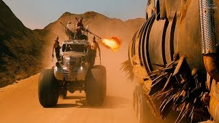 Mad Max: Fury Road (2015) -  Immortan Joe Catches Up (5/10) [4K]