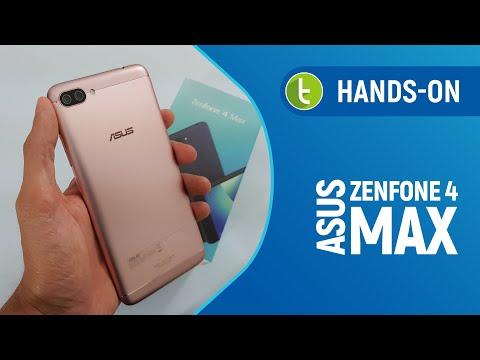 Unboxing e primeiras impressões do Zenfone 4 Max  TudoCelular.com