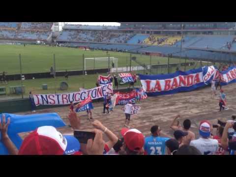 Nacional vs Peñarol 2016 la banda del parque siempre presente - La Banda del Parque - Nacional