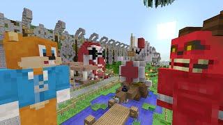 Minecraft Xbox - Survival Madness Adventures - Mini Golf [211]