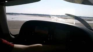 Engine Start, Run-up, Taxi, And Takeoff