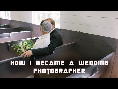 How To Become A Wedding Photographer (видео)