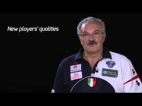 Pre-season Interview: Coach Romeo Sacchetti, Dinamo Banco di Sardegna Sassari