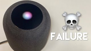 Why did the HomePod fail?