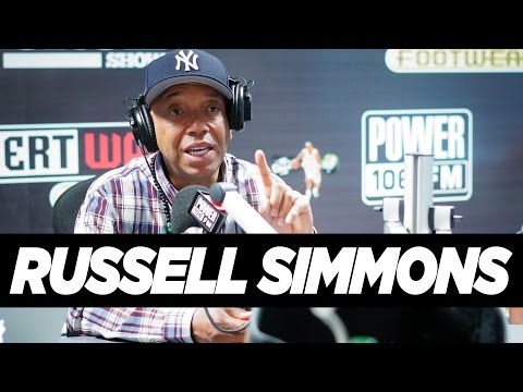 Russell Simmons Wants You To Drop The Weed, Pick Up A Yoga Mat