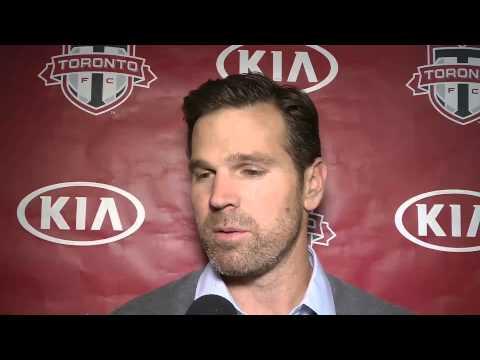 Video: Greg Vanney - October 25, 2014