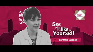 Pathways Film – Emma's Story (Biomedical Sciences)