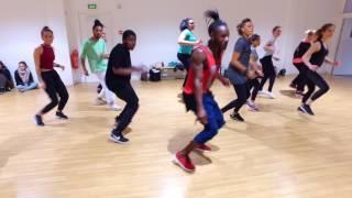 Stage Afrobeats avec Jay-C Val
