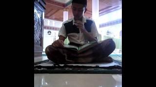 Surah Al Fatihah (Irama Kurdi)