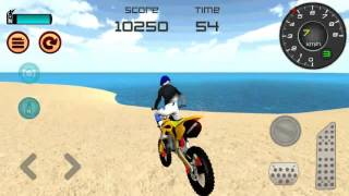 Nonton Motocross Beach Jumping 3D  Walkthrough GamePlay Android Game Film Subtitle Indonesia Streaming Movie Download