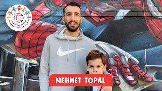 Mehmet Topal ve oğlu Mehmethan'dan 23 Nisan mesajı!