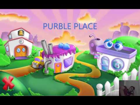 Purble Place Games Cake