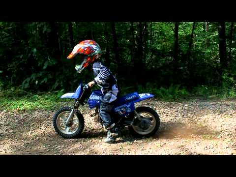 4 And 5 Year Olds On Dirt Bikes Talented And Year Old Dirt