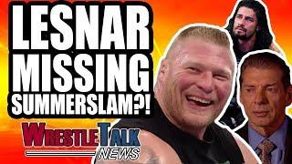 Video Enzo Amore REVEALS WWE HEAT! Brock Lesnar MISSING SummerSlam?! | WrestleTalk News June 2018 MP3, 3GP, MP4, WEBM, AVI, FLV Juni 2018
