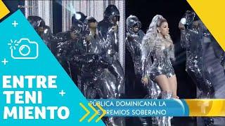 Lluvia de estrellas en los Premios Soberano 2019 | Un Nuevo Día | Telemundo
