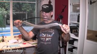 How Strong is a Fiddlerman Carbon Fiber Bow?