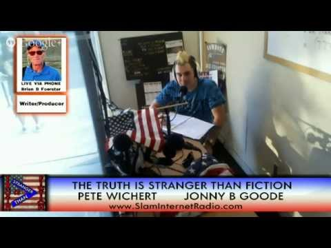 The Truth is Stranger Than Fiction with Pete Wichert 24 Guest Brien Foerster