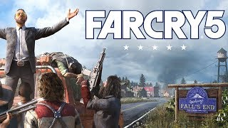 Far Cry 5 Gameplay Impressions. Recently, I had the opportunity to play Far Cry 5 at E3 for about an hour and here are my overall thoughts on the game. Are you excited for Far Cry 5?▶Interested in learning more about the Far Cry Universe? Then check out the Far Cry WikiPedia! http://farcry.wikia.com/wiki/Far_Cry▶Subscribe to 2KCentral: http://goo.gl/9B1W28 ▶Subscribe to EACentral: http://goo.gl/57RVqk▶Subscribe to UbiCentral: http://goo.gl/XQhgJC ▶Follow UbiCentral on Twitter - http://Twitter.com/UbiCentral▶Production Music courtesy of Epidemic Sound: http://www.epidemicsound.com▶Connection_lost▶