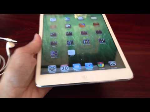 Refurbished iPad mini Review
