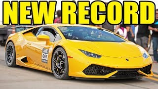 UGR Sets the Bar Even HIGHER - 259mph Lambo! by 1320Video