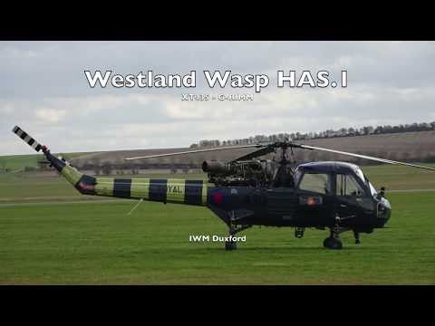 Westland Wasp HAS Mk.1, XT435,...