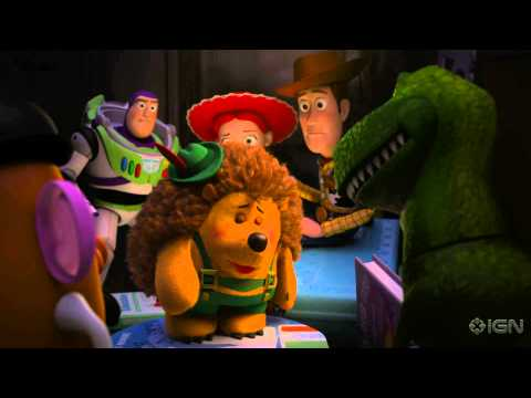 Toy Story of TERROR! Clip 'Dark and Stormy Night'