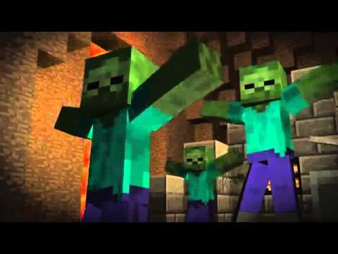 Don39t Mine At Night A Minecraft Parody Of Katy Perry39s Last Friday Night Music Video